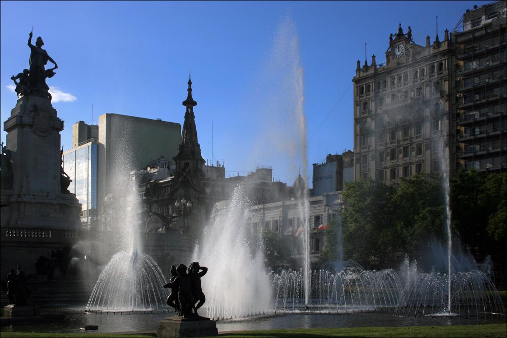 Plaza del Congreso - 2