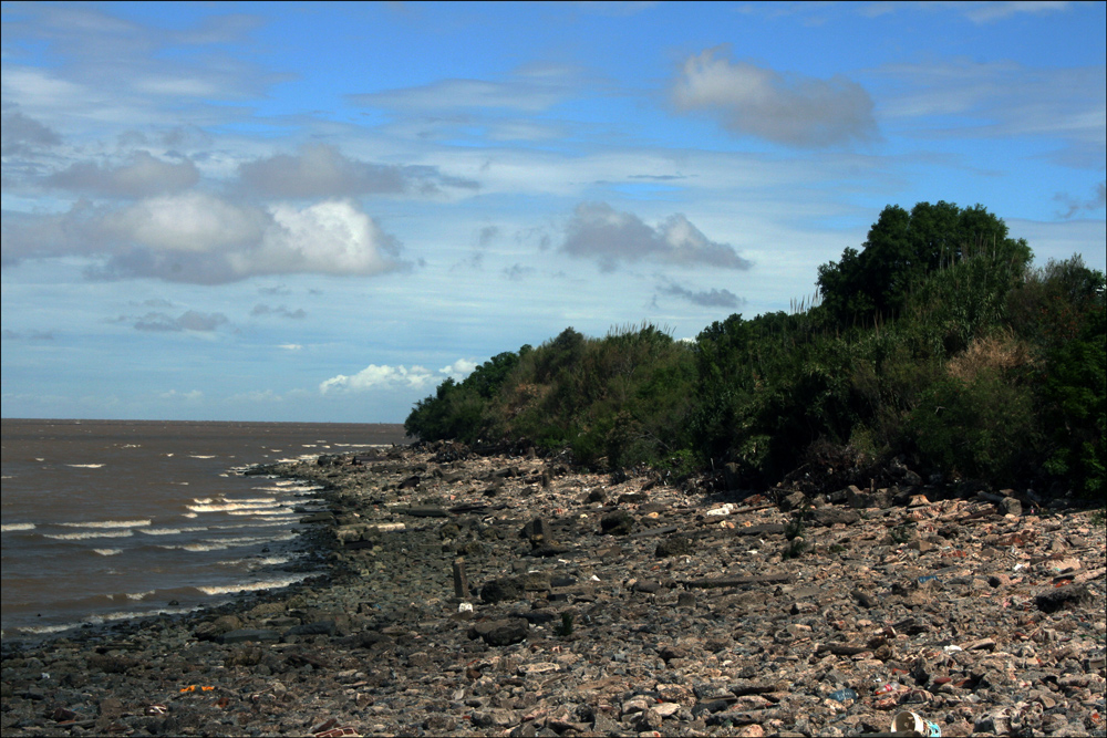 The Shore of the Río de la Plata