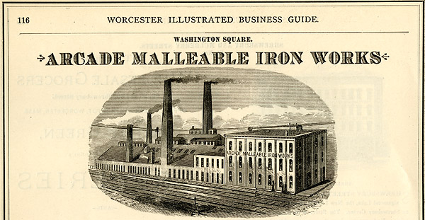The Arcade Malleable Iron Works