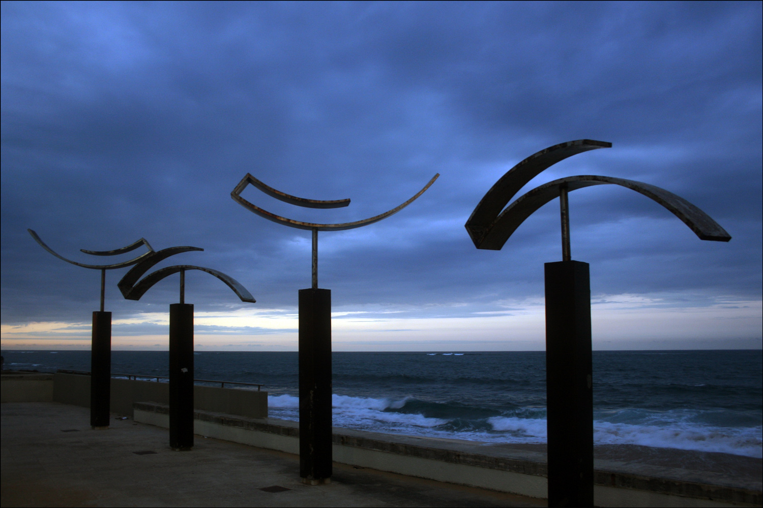 Public Art by the Sea