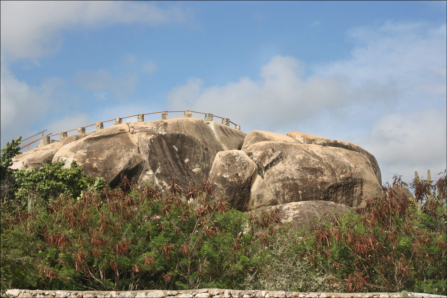 The Casibari Rock Formations