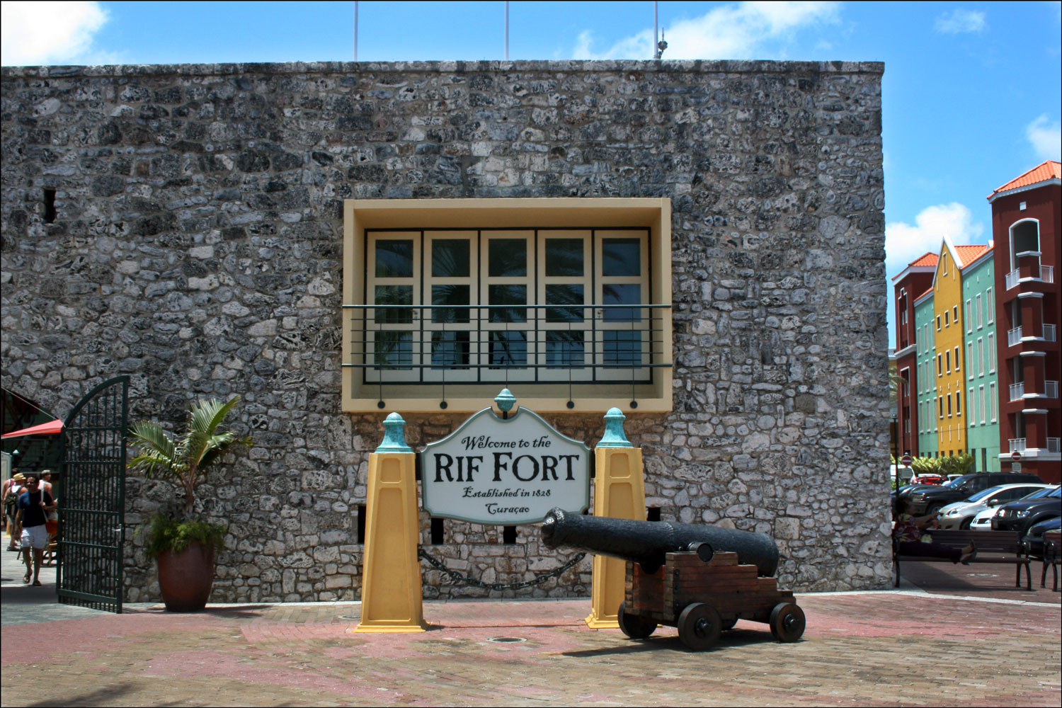 The Rif Fort