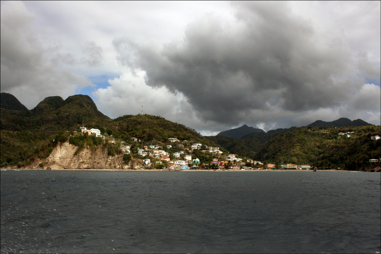 Santa Lucia Coastline