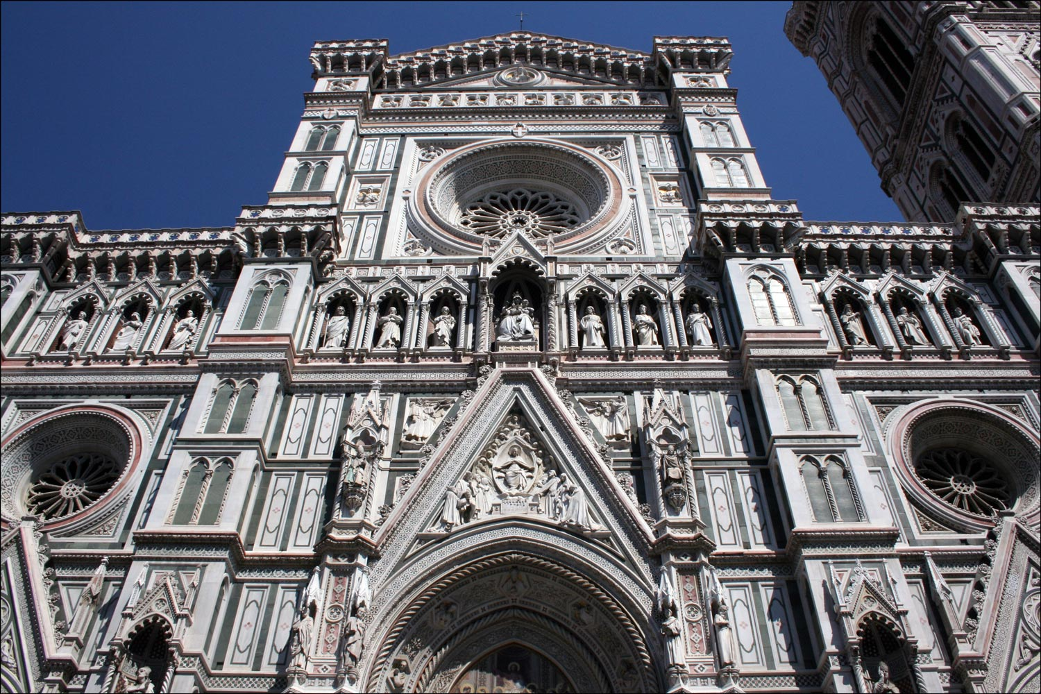 Detail of the Basilica di Santa Maria del Fiore