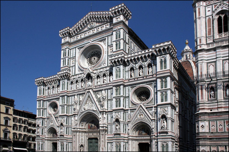 The Basilica di Santa Maria del Fiore