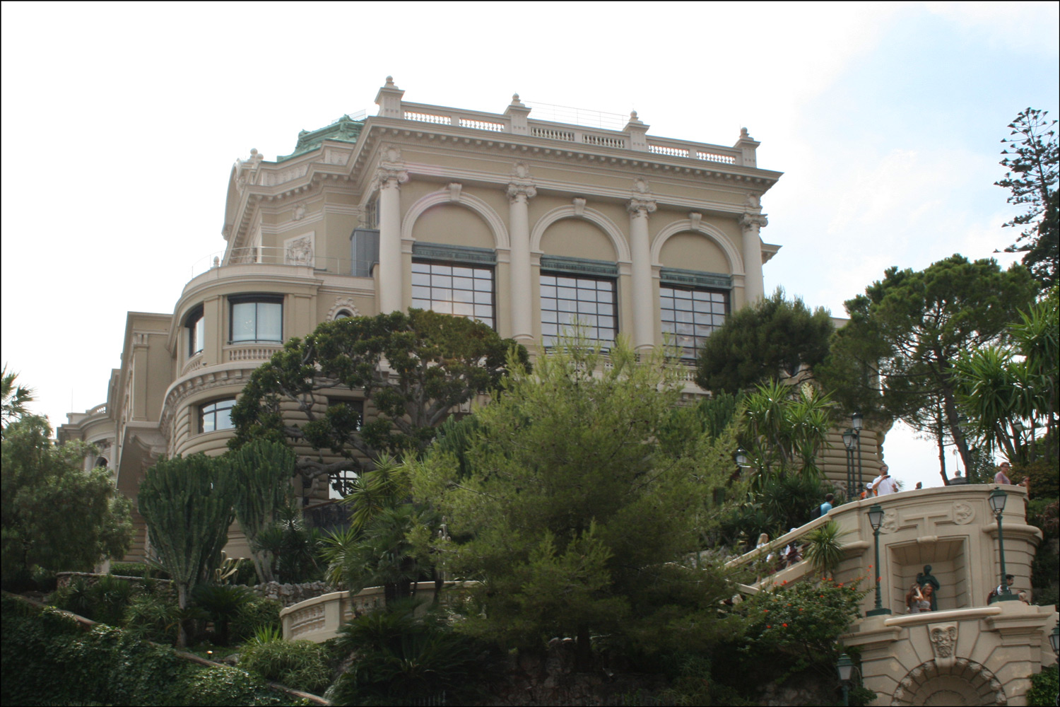 The Grand Casino in Monte Carlo