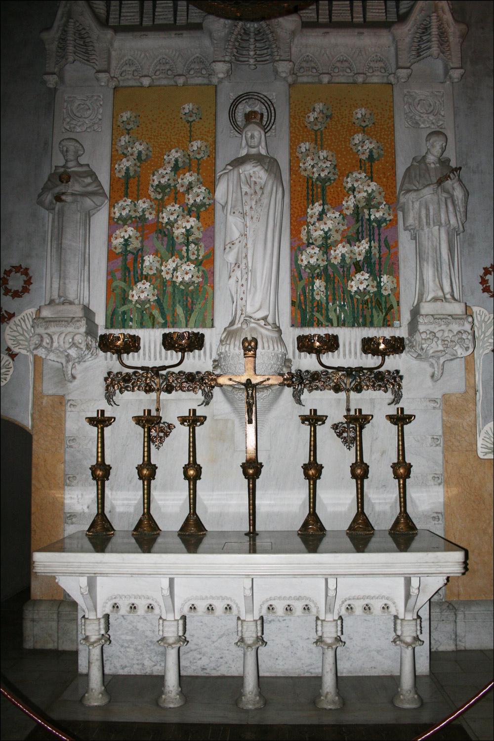 The Chapel of the Immaculate Conception