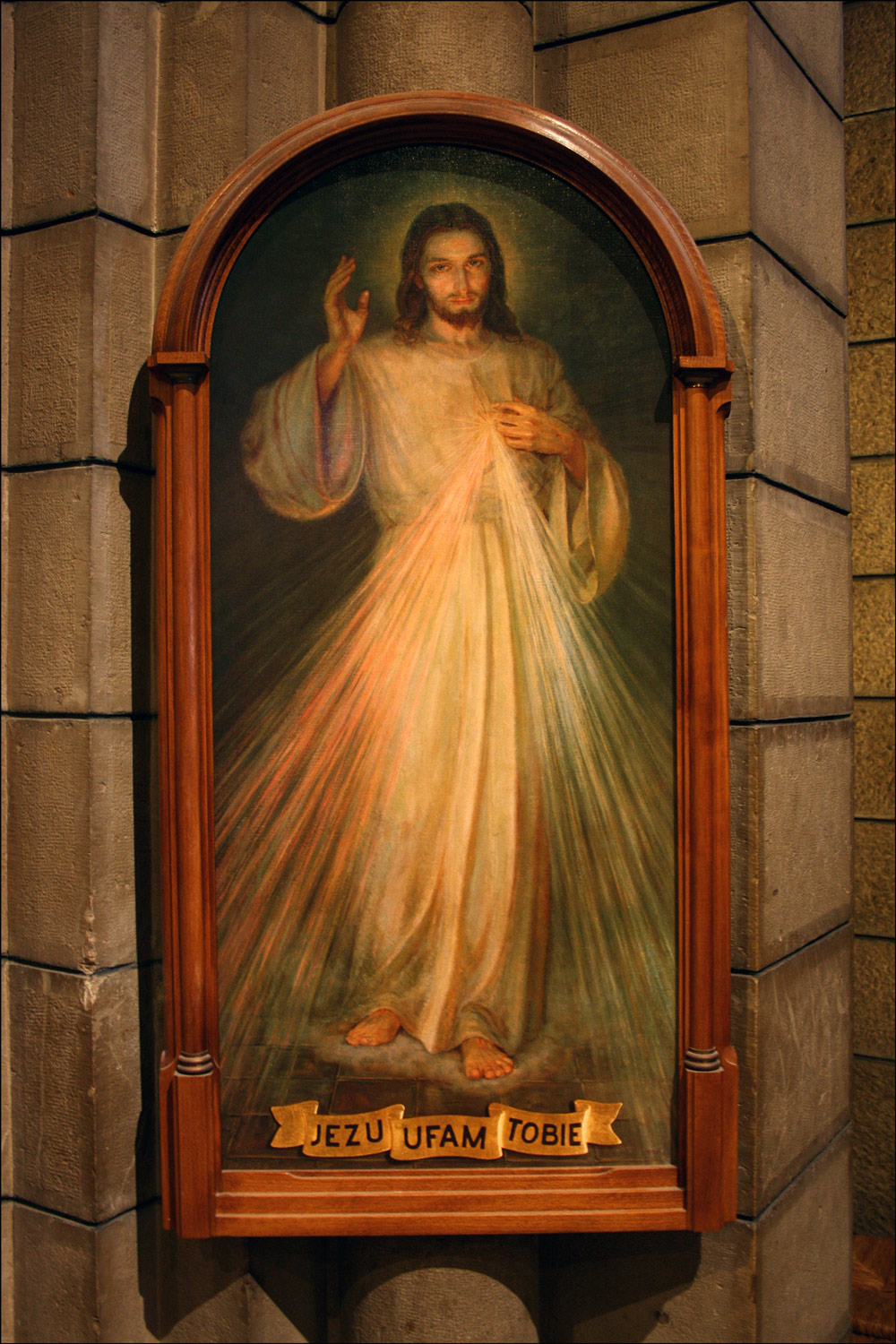 The Image of Divine Mercy