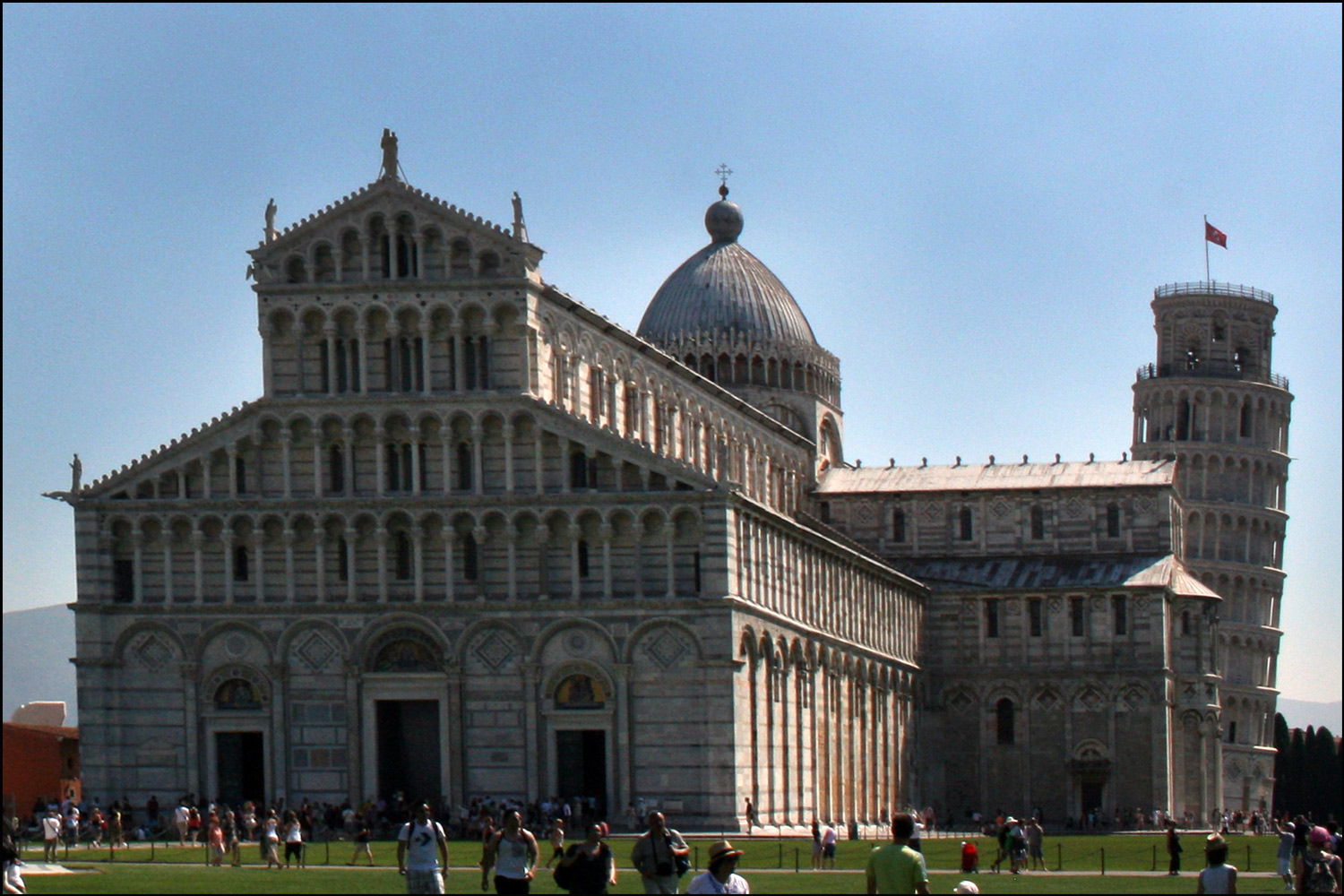 The Pisa Cathedral