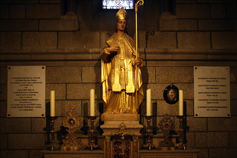 Altar of Saint Benedict
