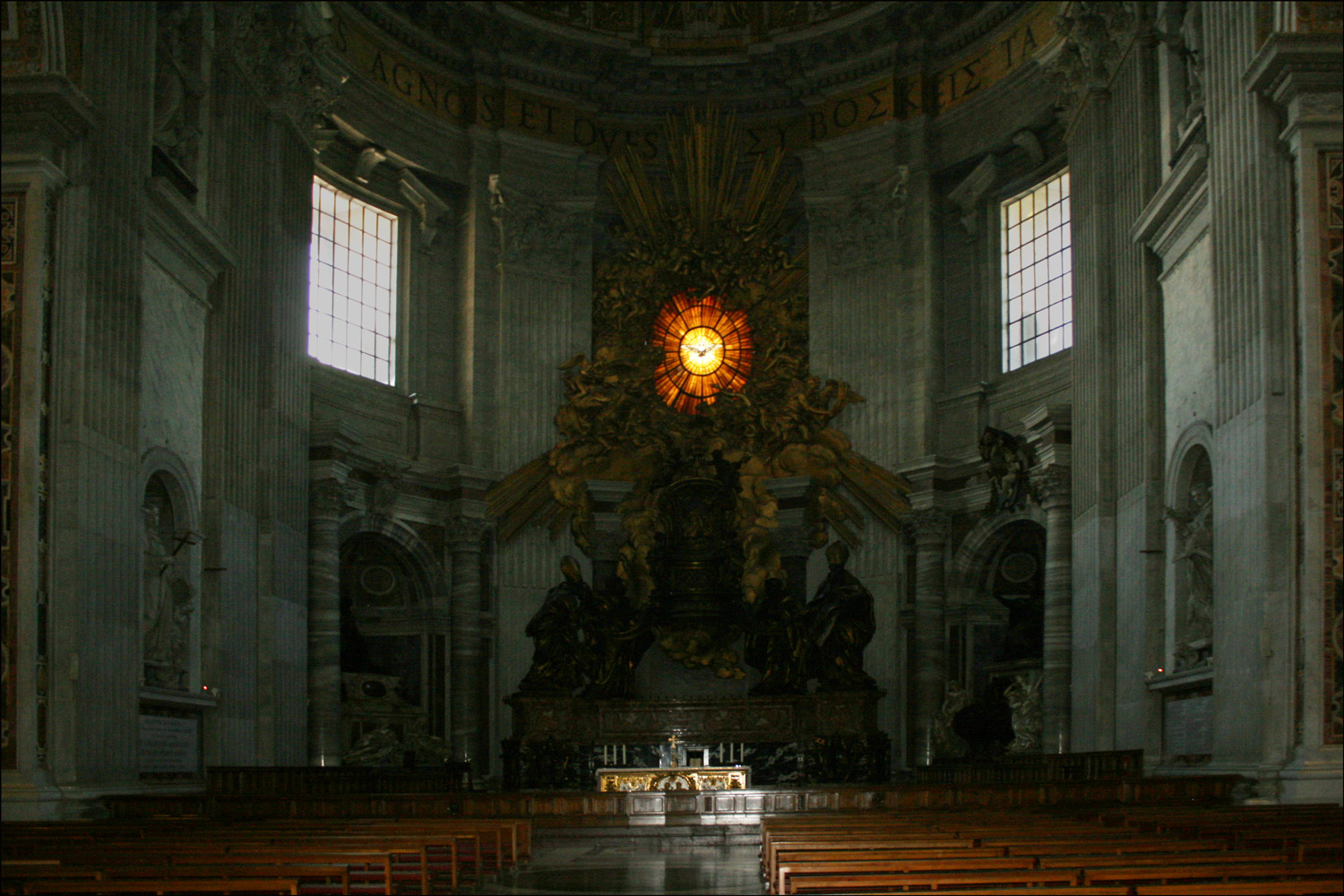 The Altar of the Chair
