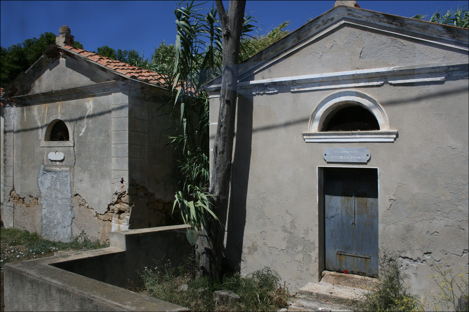 Ajaccio Tombs
