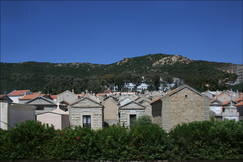 Ajaccio Cemetery