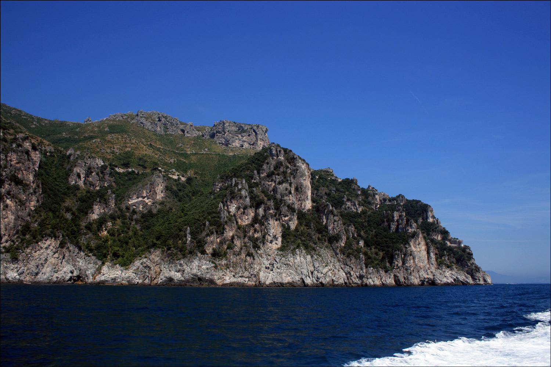 Amalfi Coast Promontory