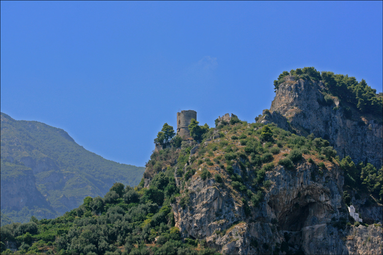 Amalfi Coast Ruins