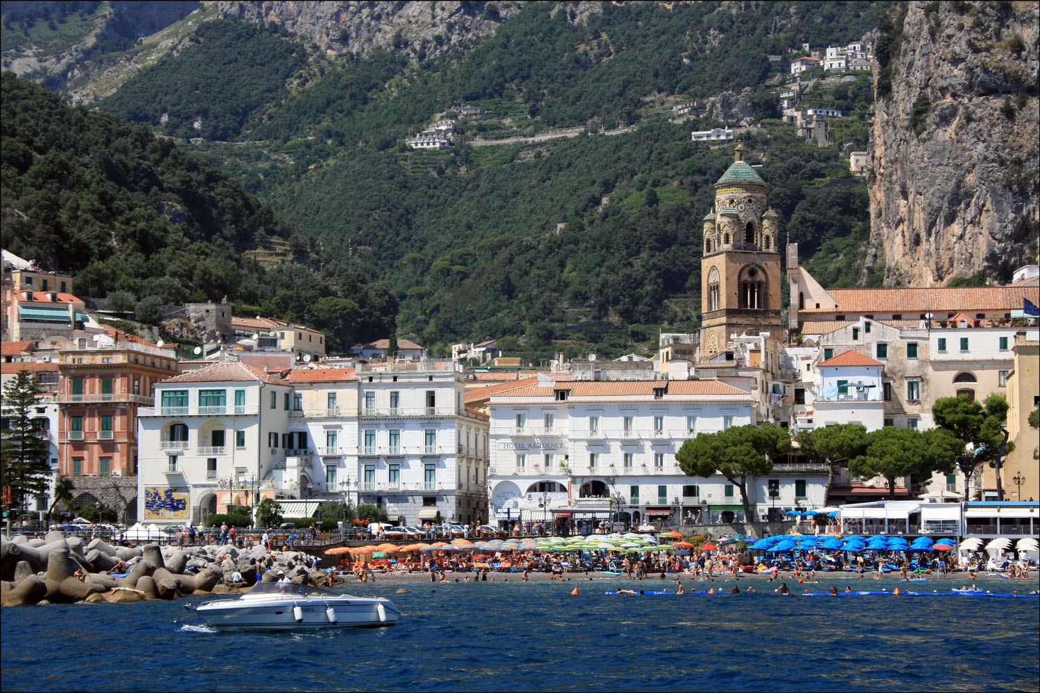 Amalfi and the Cathedral of St. Andrew