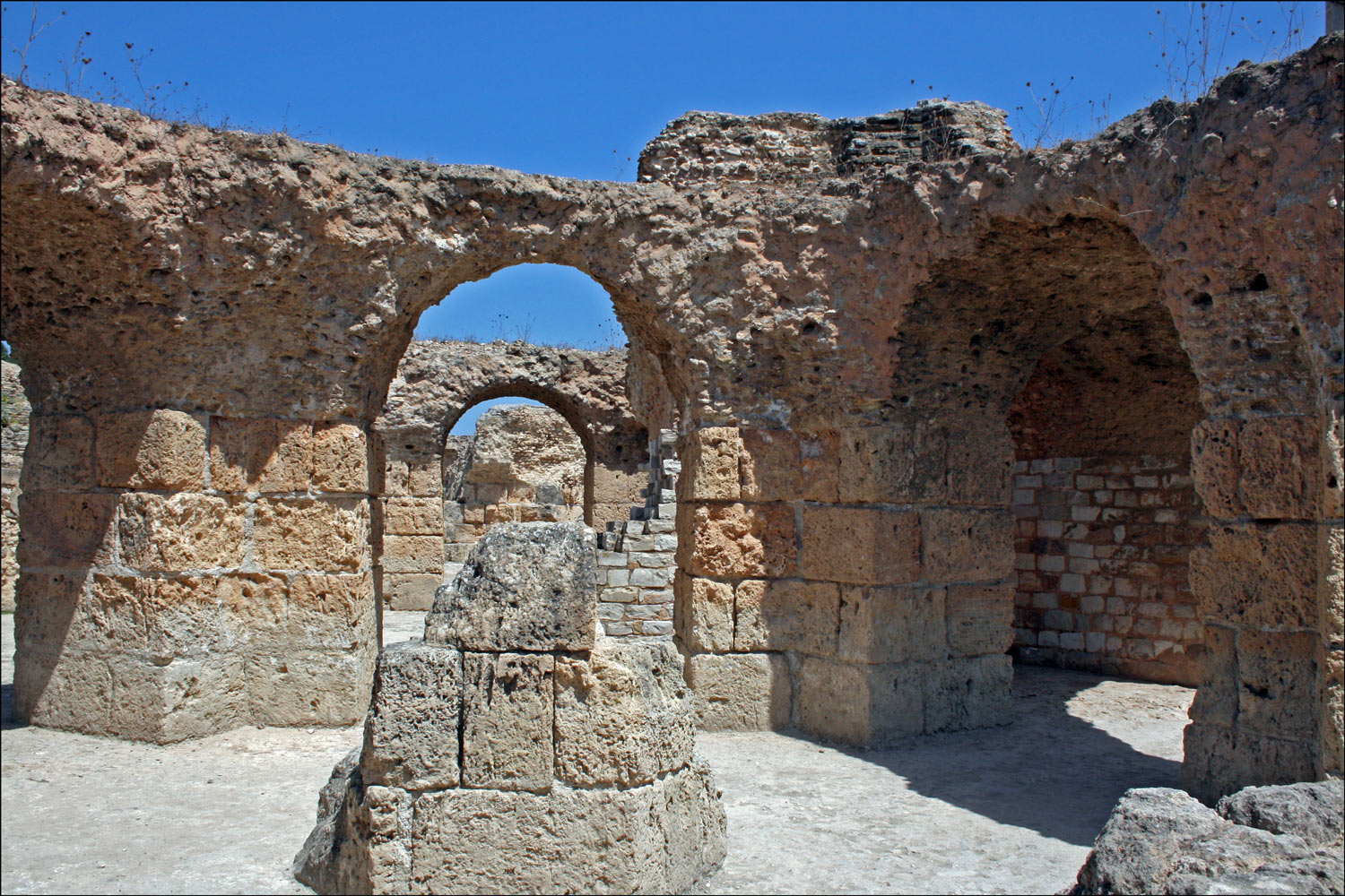 Arches in the Hypocaust - 2