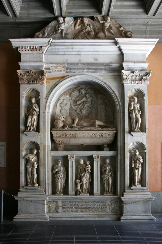 Tomb of Bernat II Vilamari
