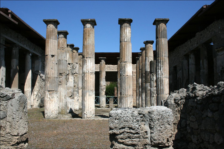 Residence of Marco Epidio Rufo