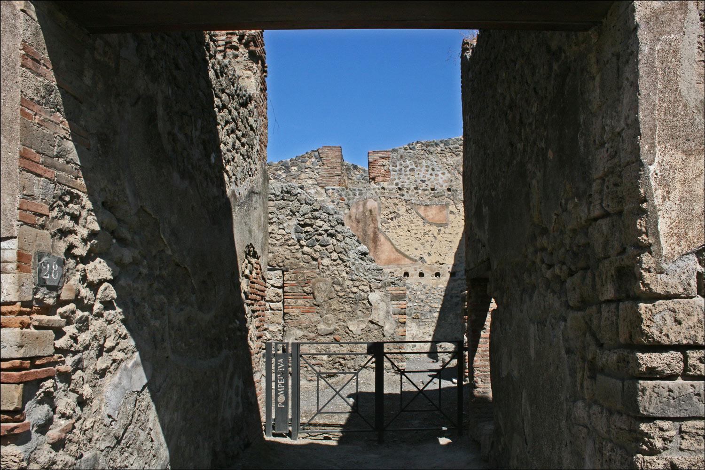 Residence of Q. Octavius Romulus