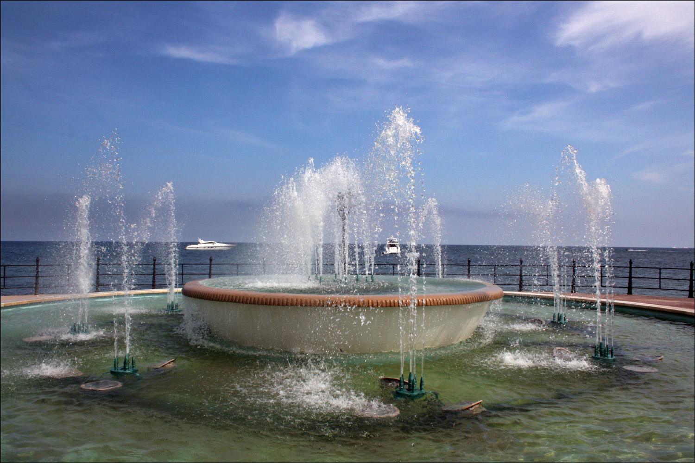 Santa Eulària des Riu Fountain
