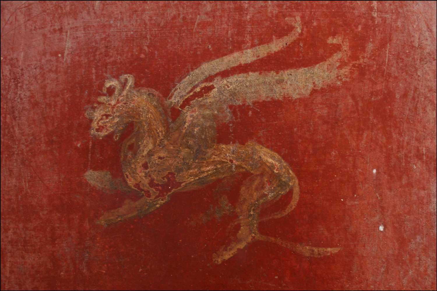 Pegasus in the Fullery of Stephanus