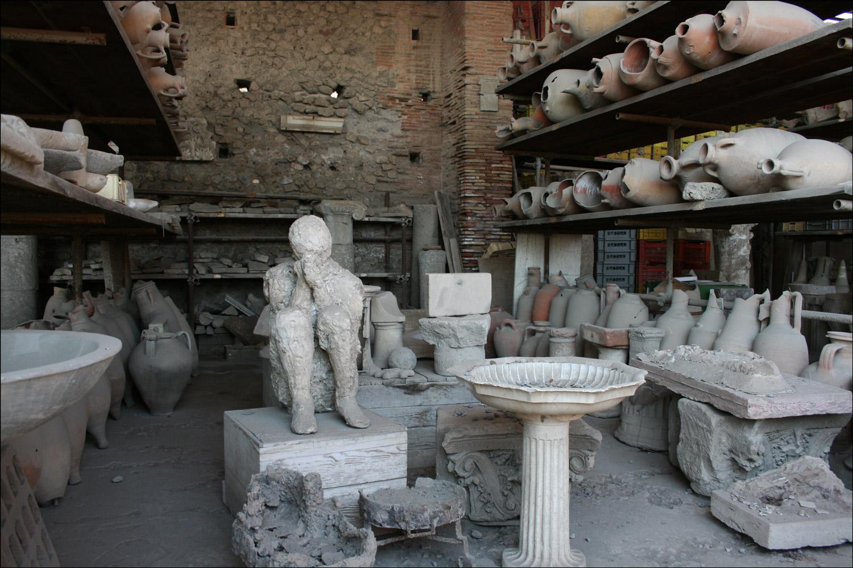 Granary Market with Body