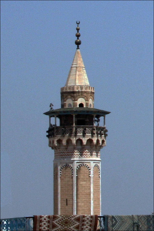 Minaret of Hammouda Pacha Mosque