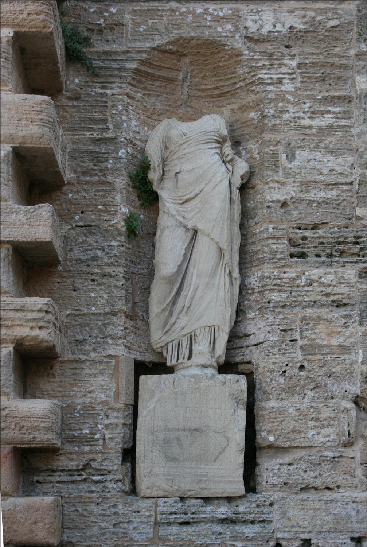 Headless Roman Statue I