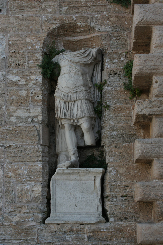 Headless Roman Statue II
