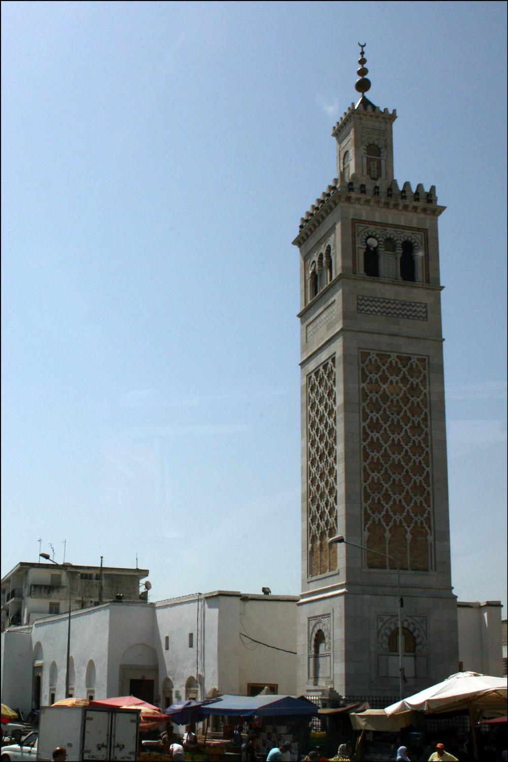 Minaret of Kasbah Mosque
