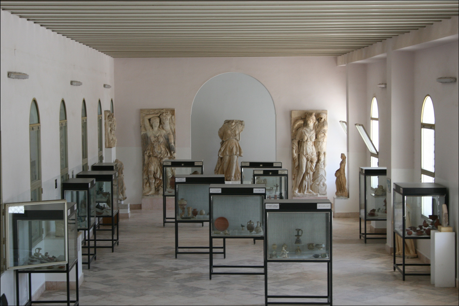 First Floor of the National Museum of Carthage