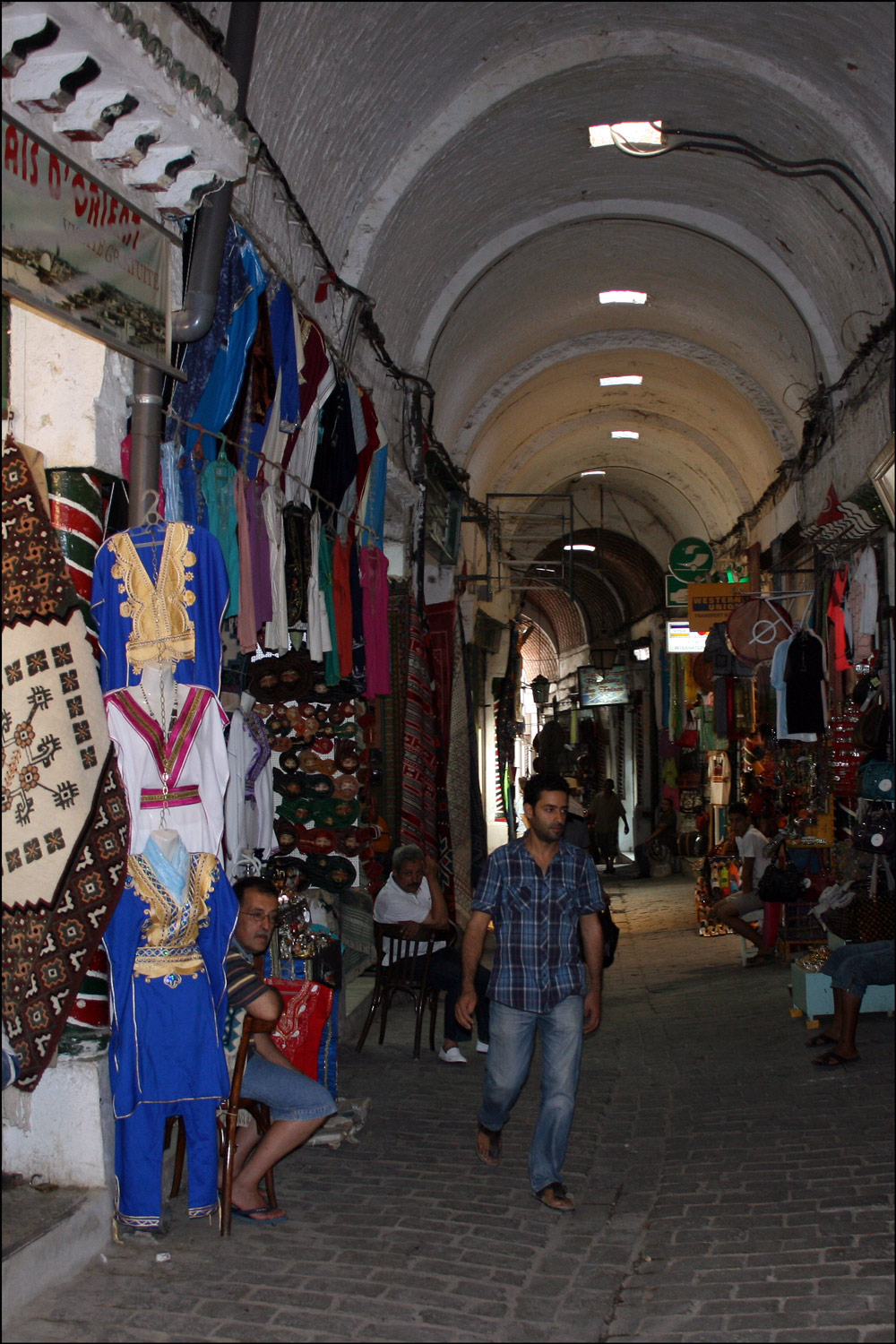 The Medina In Tunis Tunisia Steve S Genealogy Blog