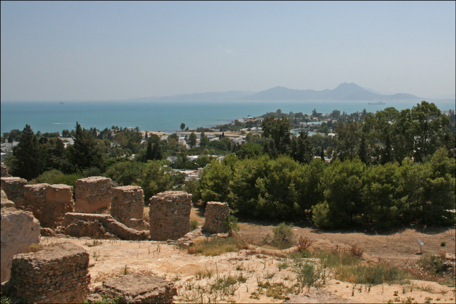 A View to Modern Carthage
