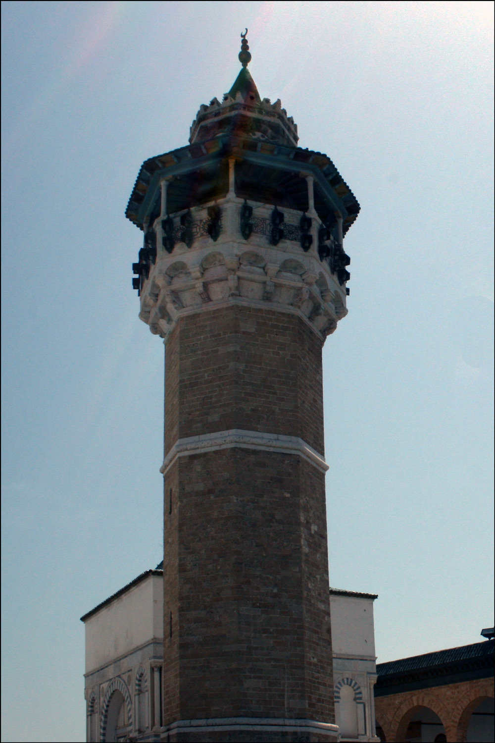 Minaret of Youssef Dey Mosque