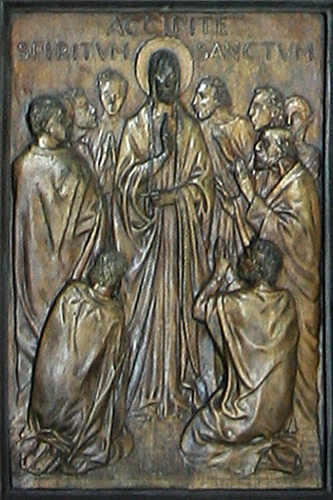 Christ's Appearance to the Disciples
