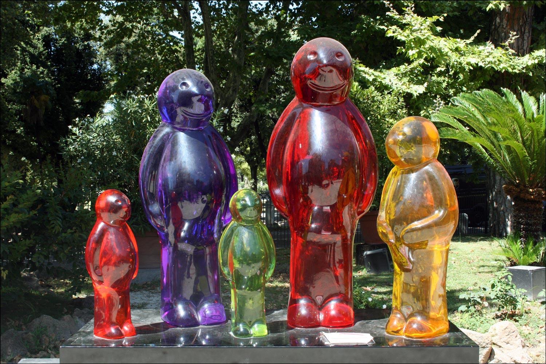 Jelly Babies by Mauro Perrucchetti