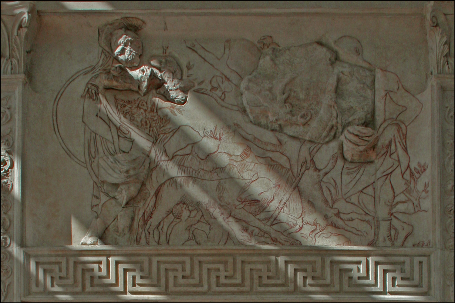 Lupercal Panel on the Ara Pacis Augustae