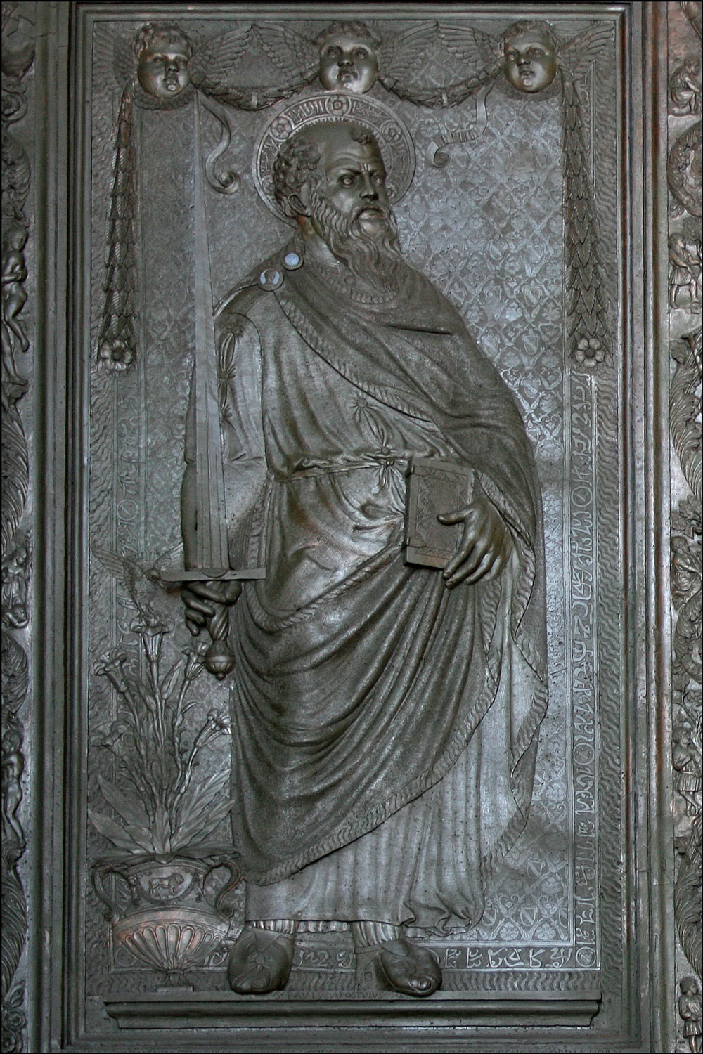 Saint Paul with the Sword