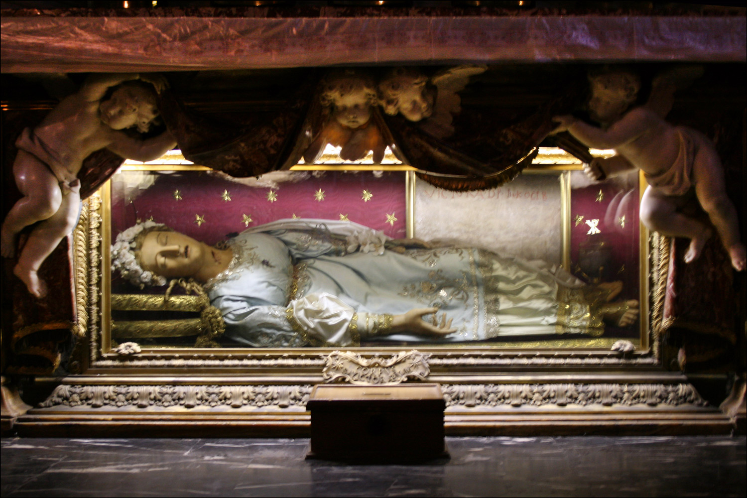 Saint Vittoria, Virgin and Martyr