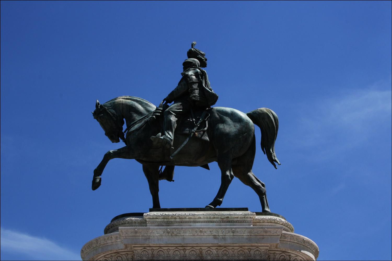 Equestrian Statue of Victor Emmanuel II