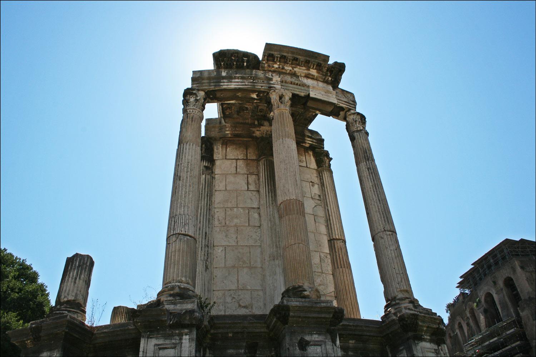 Templo di Vesta