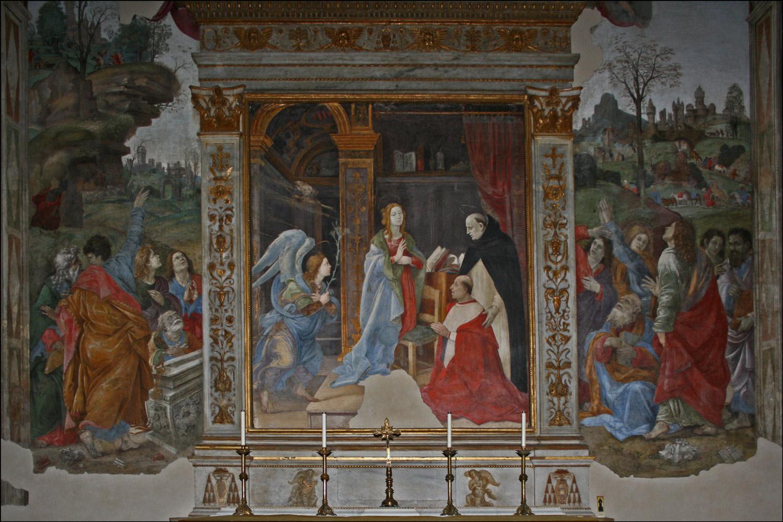 The Carafa Chapel