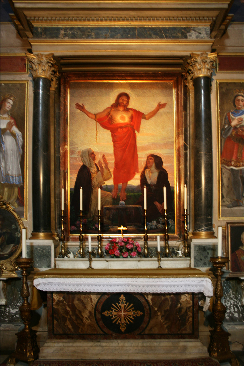 The Chapel of the Sacred Heart