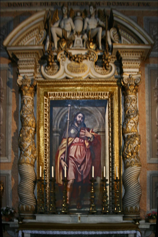 The Lante della Rovere Chapel
