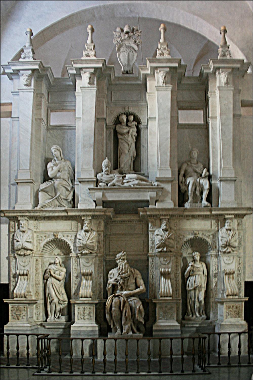 Monument to Pope Julius II