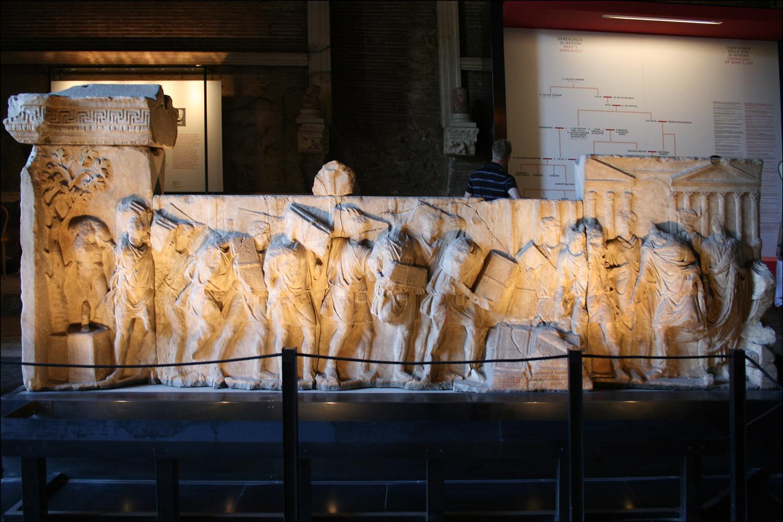 Pluteus of Trajan - 2