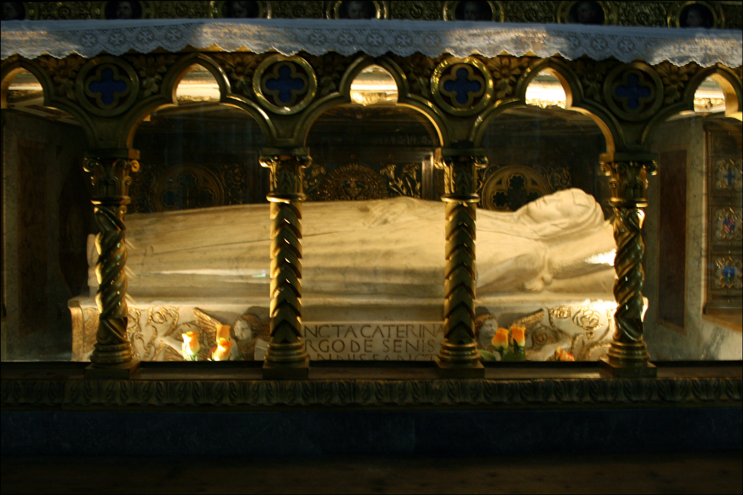 Tomb of Saint Catherine of Siena