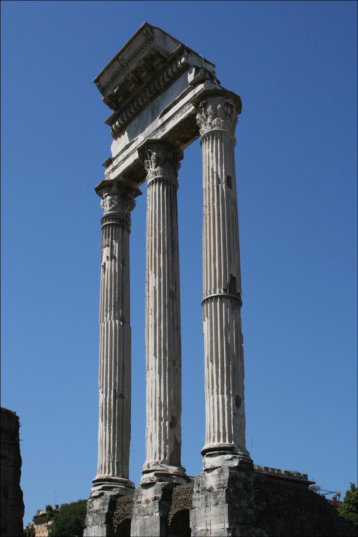 Tempio dei Castori