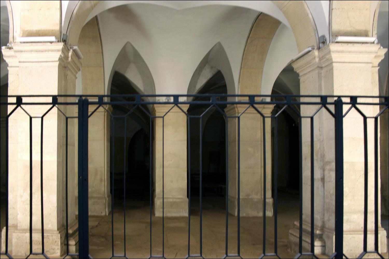 View into the Basilica